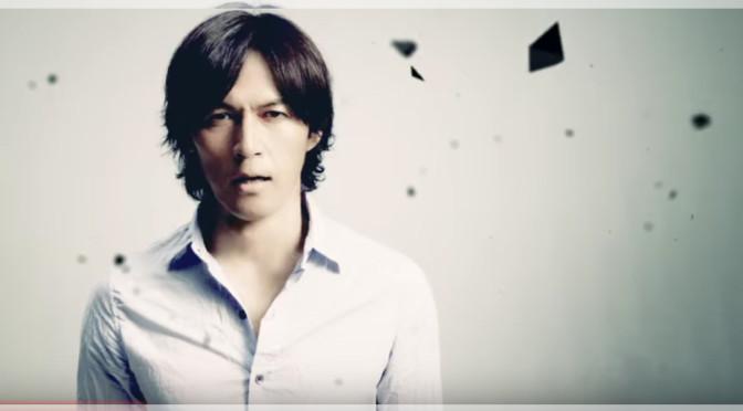 B'z 稲葉さんのソロ新曲『羽』のPV映像がYouTube公式チャンネルに登場