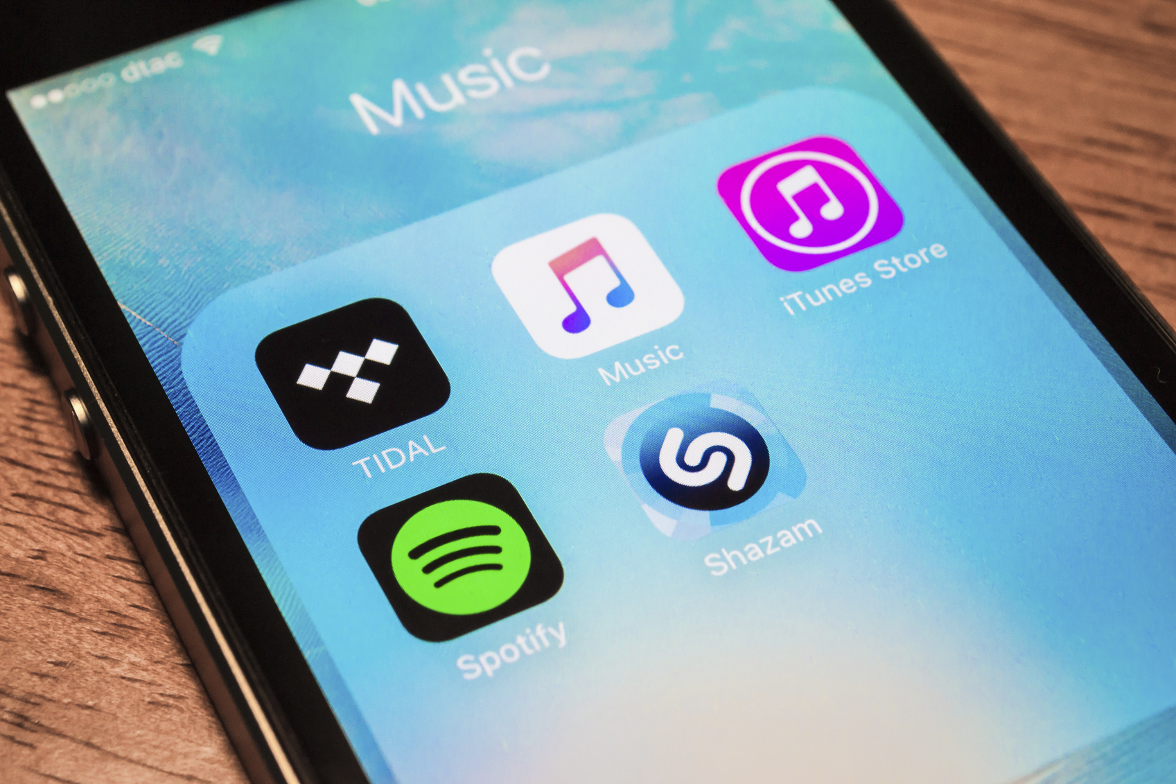 Music Applications Spotify