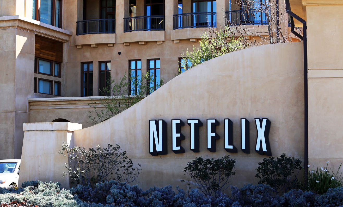 Netflix World Headquarters