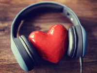 Love listening to music
