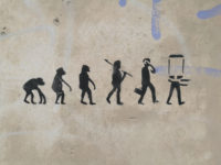 evolution man
