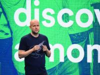 Spotify Press Announcement