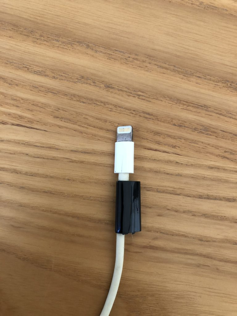 iphone-ipad-Lightning-cable-thermal-shrinkage-tube-rs-components