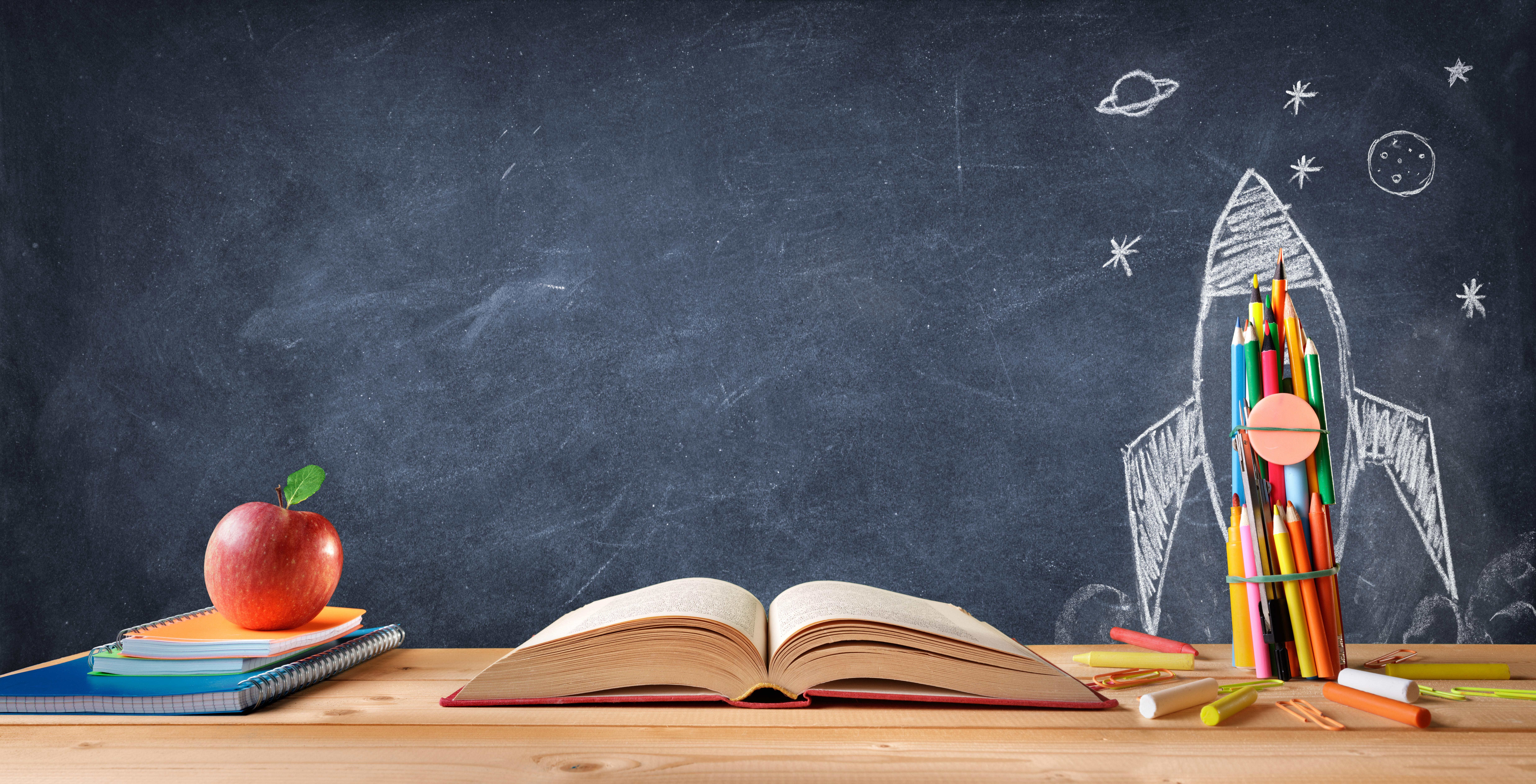 Start School Concept