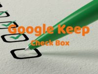 google-keep-cheack-box-how-to