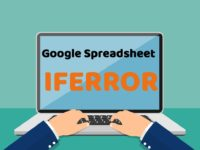 google-spreadsheet-should-remember-function-iferror