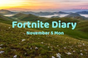 fortnite-diary-2018-11-5-the-cube-dust-has-settled