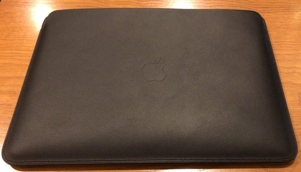 macbook-air-2018-apple-leather-Sleeve-9