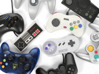 Retro Gaming Controllers