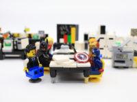 superhero meeting