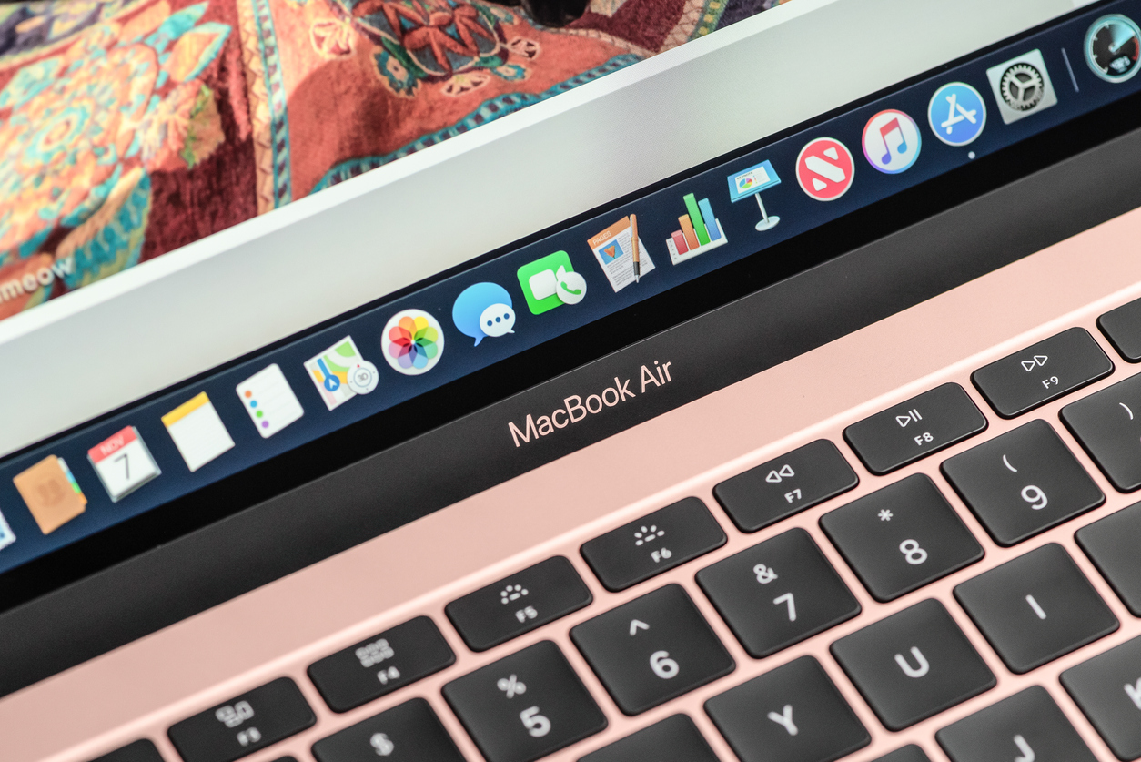 Apple Macbook Air 2018 in review