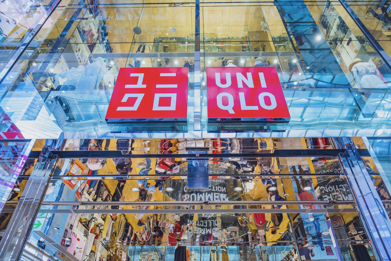 Uniqlo Co Japanese casual wear company