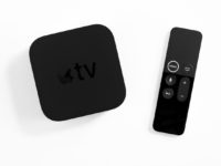 New Apple TV media streaming player