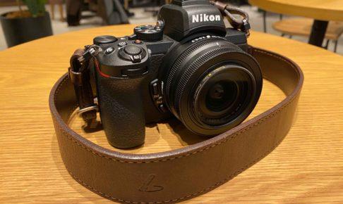Nikon-z-50-accessory-peripheral-equipmen-camera-strap-tsuchiya-kaban-seisakusyo-1