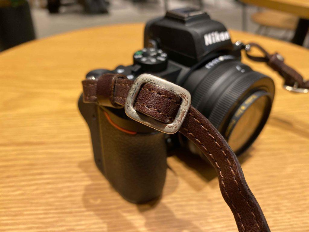Nikon-z-50-accessory-peripheral-equipmen-camera-strap-tsuchiya-kaban-seisakusyo-4