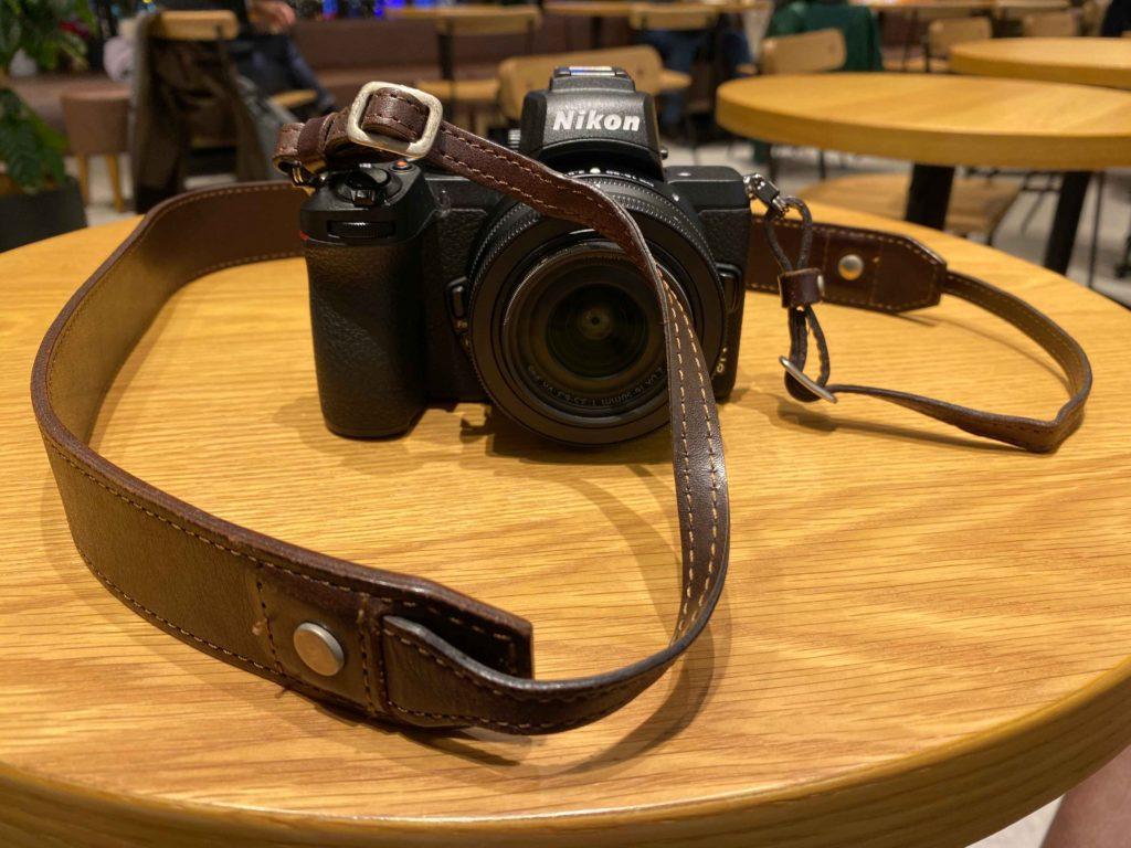 Nikon-z-50-accessory-peripheral-equipmen-camera-strap-tsuchiya-kaban-seisakusyo-5