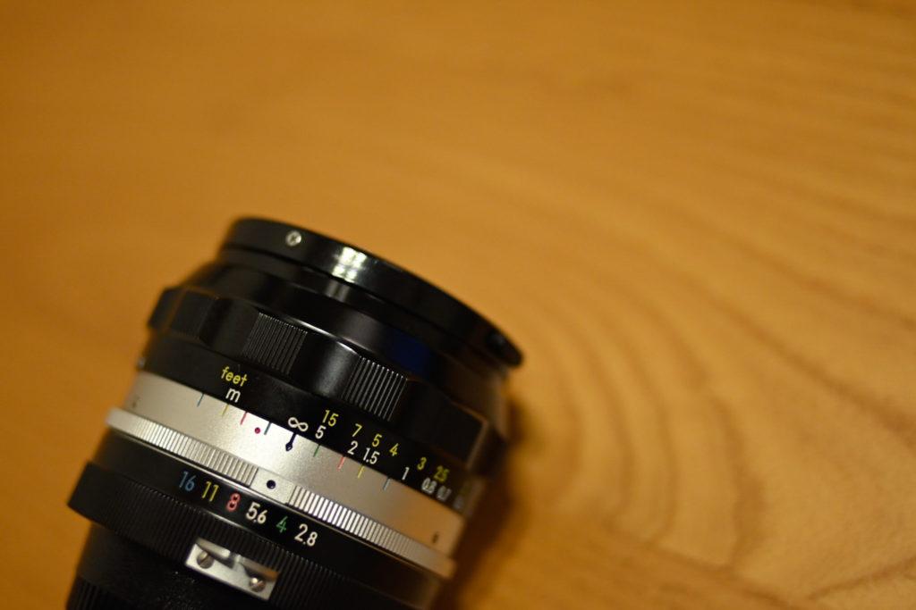 海外製のマウントアダプターを利用する場合「∞」を信頼しすぎず. 拡大表示を利用するなど丁寧な撮影を.