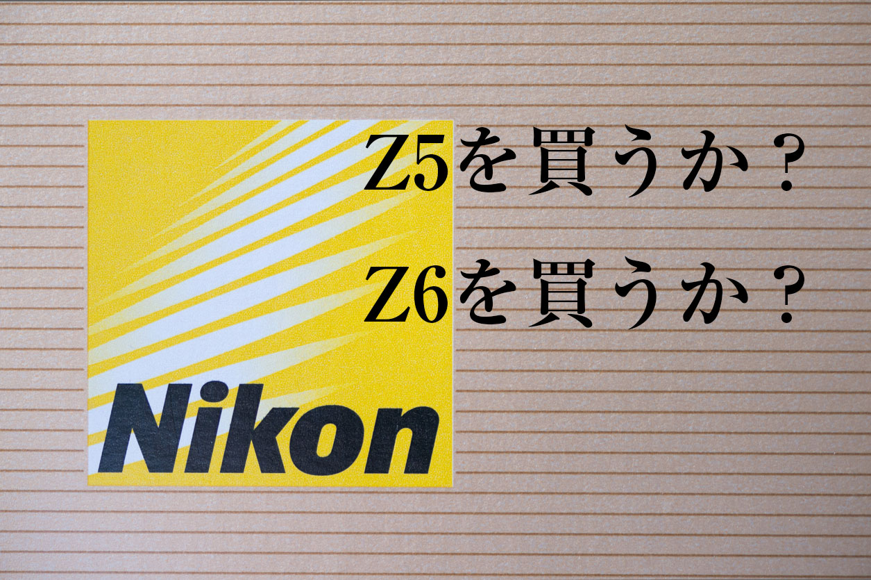 Nikon Corporation logo printed on camera packaging
