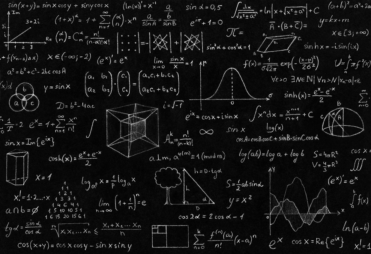 Math, physics formulas