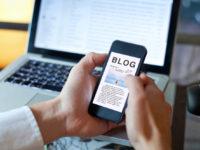 blog, blogging concept