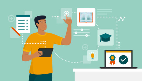 E-learning and online courses