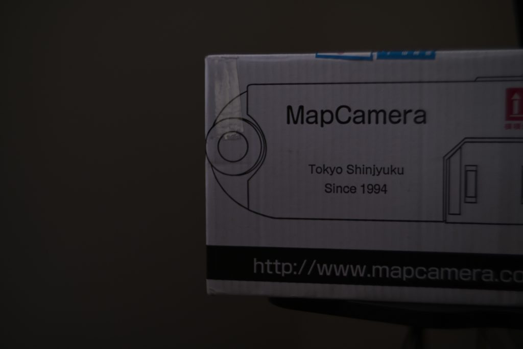 『NIKKOR-P・C 10.5cm F2.5』,いつもお世話になっているマップカメラから購入.